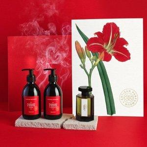 低至3.8折+送2小样!€28收奢华香氛蜡烛提前享:L'Artisan Parfumeur 阿蒂仙骨折价回归!高级沙龙香!抢!