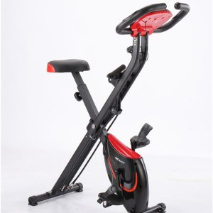 NexHT X-Magnetic Foldable Fitness/Exercise Cycling Bike