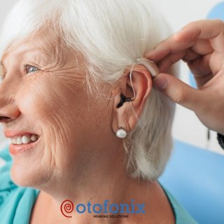 Otofonix Elite Hearing Aid Amplifier for Adults