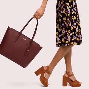 kate spade Margaux Large Tote on Sale
