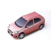 Nissan March 折纸模型免费下载