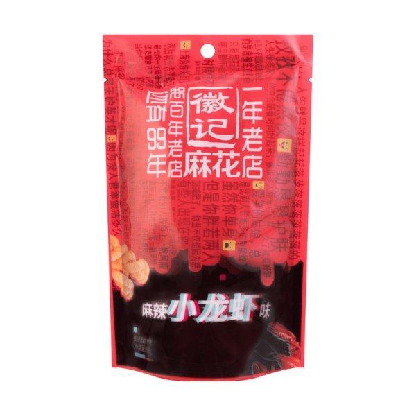 徽记 小麻花 麻辣小龙虾味 108g