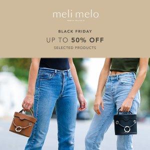 低至5折 £237收Thela Mini Tote黑五独家:Meli Melo 精选美包火热大促 时尚icon就是你