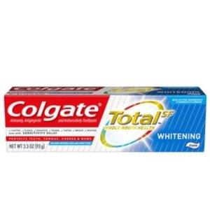 免费得2件 仅限店内购买白菜价:Colgate高露洁 全效美白牙膏
