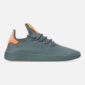 41560a720e24d AdidasBoys  Big Kids  adidas Originals Pharrell Williams Tennis HU Casual  Shoes