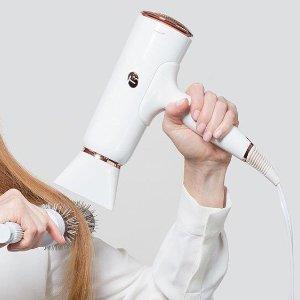 7折+送好礼独家:SkincareRx 精选T3造型产品热卖 收新款黑金吹风机