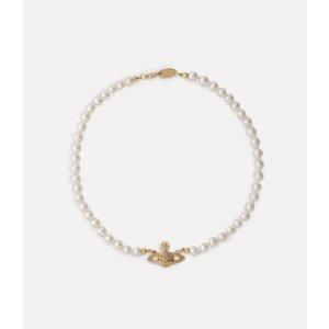 Vivienne Westwood珍珠土星项链