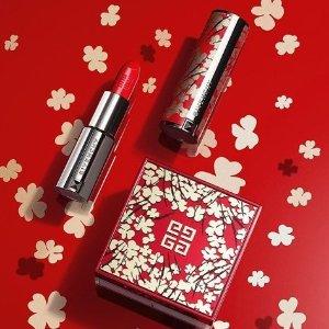 $22起 红红火火过新年Guerlain, Glamglow, Givenchy等品牌中国新年限量上市