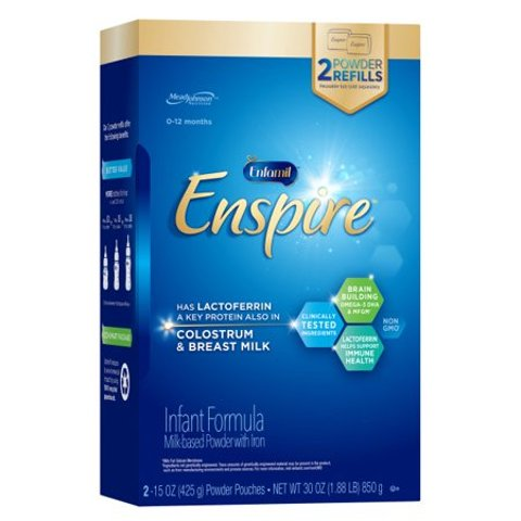 5折 - 8.2折 最高送$25礼卡Walmart Enfamil 婴幼儿奶粉、液体奶十月热卖,上新更多