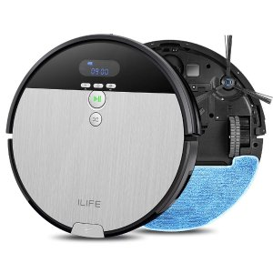 As Low As $142.99Ending Soon: ILIFE & ECOVACS Robot Vacuum Cleaner