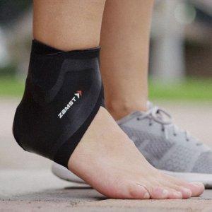 2件直邮含税到手价约$59日本赞斯特zamst 超薄运动护具   稳定加固防止脚踝受伤