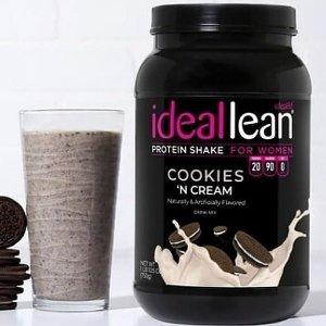 Cookies 'N Cream 口味IdealLean 蛋白粉 30份