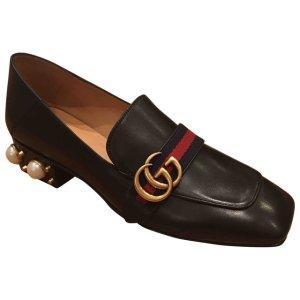 GucciGucci 珍珠平底鞋