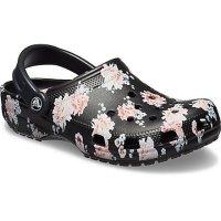 Crocs 经典印花洞洞鞋