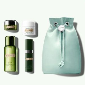 New Arrival! $150The Hydration Exploration Kit @ La Mer