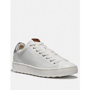 CoachC101小白鞋