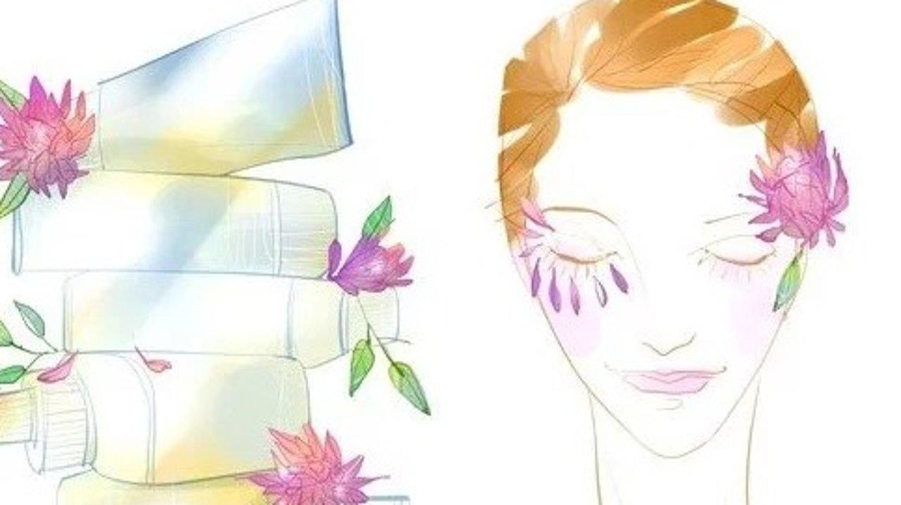 孕期护肤化妆浅谈 | 孕妈妈如何美丽与安全兼得