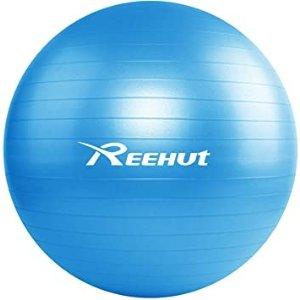 REEHUT 瑜伽球 蓝色65cm