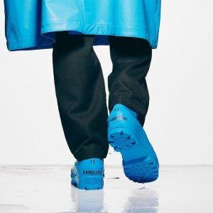 AMBUSHConverse 合作款机能靴 蓝色