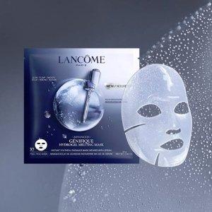 Buy 2 Get 1 FreeLANCÔME Advanced Génifique Hydrogel Melting Sheet Mask @ ULTA Beauty