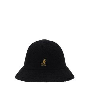 Kangol黑金渔夫帽