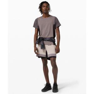 Lululemonx Robert Geller 合作款运动短裤