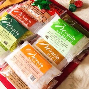 一顿只要$2.2 减肥福音Miracle Noodle  魔芋面和饭 7oz 6袋 $13.48 超低卡路里