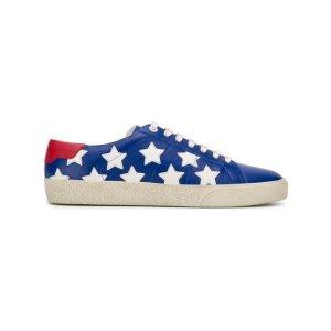 Saint LaurentCourt 星星鞋