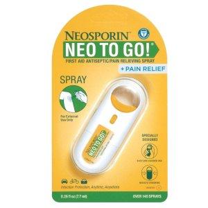 Neosporin 消炎抗菌止痛喷雾 0.26oz
