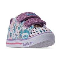 Skechers 女幼童休闲鞋 仅6码
