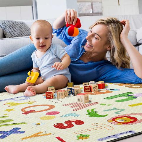 Costco Eckhert Kids Double Sided Play Mat