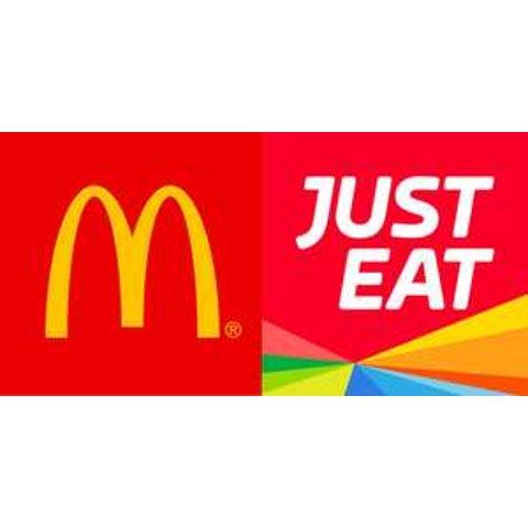 满£5免配送费Just Eat 新年福利 麦当劳下单免费送