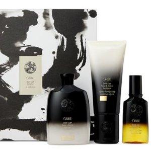 $68起(价值$90)Oribe洗发护发超值套装上新 入黄金发油套装