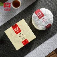 普洱茶经典7572标杆熟茶七子饼茶150g