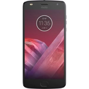 $3.99 x 24个月Motorola Moto Z2 Play XT1710 32GB Verizon版 智能手机