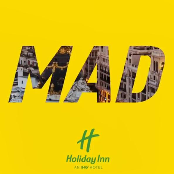 西班牙马德里假日酒店 Holiday Inn