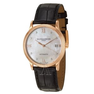 Lowest priceBaume and Mercier Women's Classima Executives Watch  Model: MOA10077