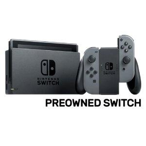NintendoeBay Plus会员输入折扣码PANTHERNintendo Switch Grey Console灰色 官翻版