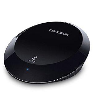 $13.99史低价:TP-Link 蓝牙4.1接收器支持NFC 可用于家用音响 车载音响