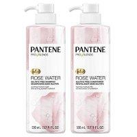 Pantene 玫瑰洗发护发套装
