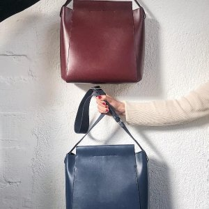 New Launch! From $190Form Bag +Mini Form Bag @ Everlane