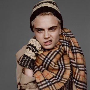 低至6折Burberry经典男装,女装,童装,围巾,手袋,配饰等热卖