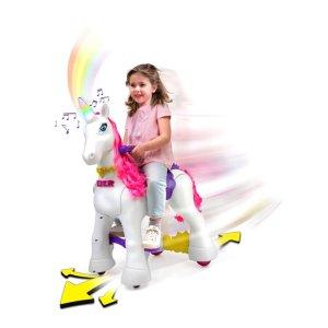 4.5折 立减$100可爱独角兽骑行玩具特卖 梦幻又甜美
