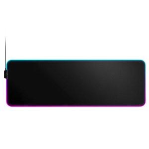 $39.99SteelSeries QcK 超大号游戏鼠标垫 带RGB灯