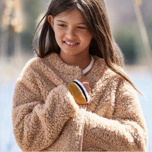 $15 Off $99Kid's Winter Clothes Sale @ Uniqlo