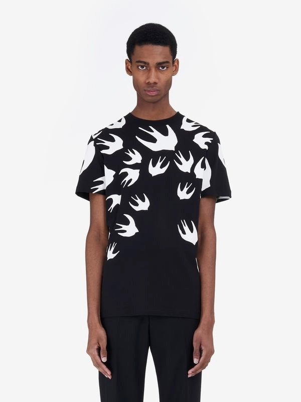 黑色燕子T恤
