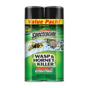 Spectracide Aerosol Wasp and Hornet Killer Spray 2 Pack