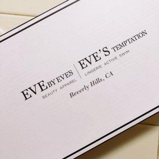 Eve by Eve's面膜众测报告