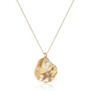 Monica VinaderNura Shell and Pearl Necklace Set   Jewellery Sets   Monica Vinader