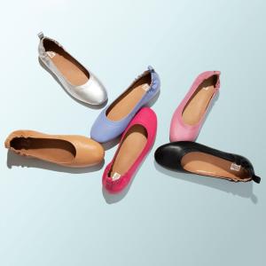 额外7.5折折扣升级:FitFlop 官网女士美鞋热卖 轻便舒适价格好